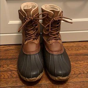 JBU Duck Boots